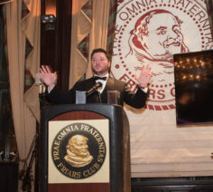 Friars Club NYC Event Photography