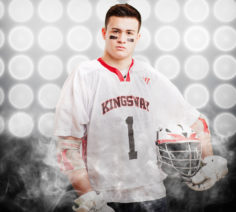 Sports portrait headshot photography